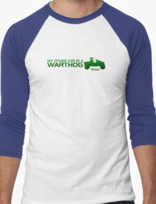My Other Car Is A Warthog Men's Baseball ¾ T-Shirt