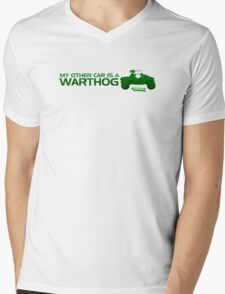 My Other Car Is A Warthog Mens V-Neck T-Shirt