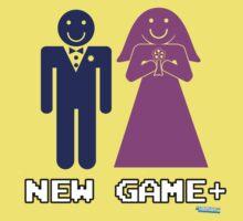 New Game + Kids Tee