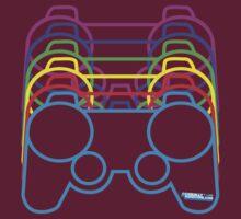 Rainbow Pads by GeekGamer