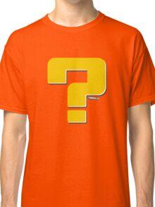 Question Mark Classic T-Shirt