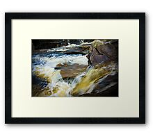 Falls of Dochart Scotland Framed Print