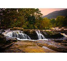 Falls of Dochart Scotland 2 Photographic Print