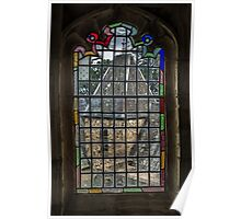 The Stained Glass Window Poster