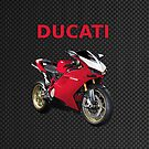 DUCATI 1098r. by BIG-DAVE