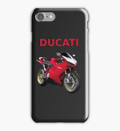DUCATI 1098r. iPhone Case/Skin