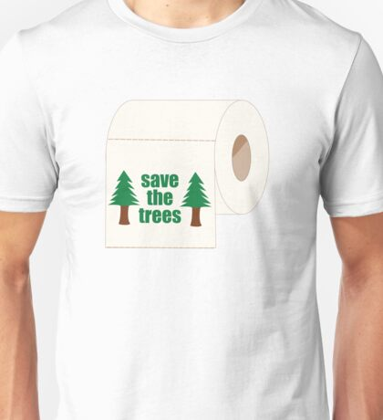 Save The Trees Unisex T-Shirt