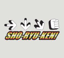 Sho Ryu Ken by GeekGamer