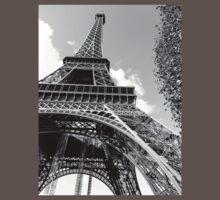 Eiffel Towers  One Piece - Short Sleeve