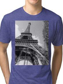 Eiffel Towers  Tri-blend T-Shirt