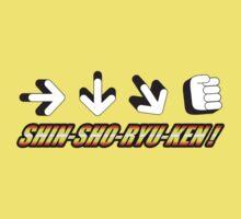 Shin-Sho-Ryu-Ken Baby Tee