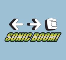 Sonic Boom! Kids Clothes