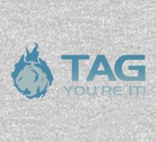 Tag, You're It Sticky Grenade Kids Clothes
