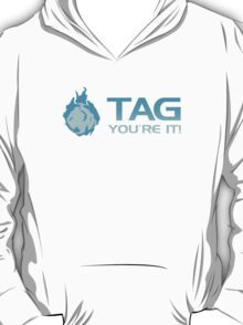 Tag, You're It Sticky Grenade T-Shirt