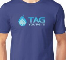 Tag, You're It Sticky Grenade Unisex T-Shirt