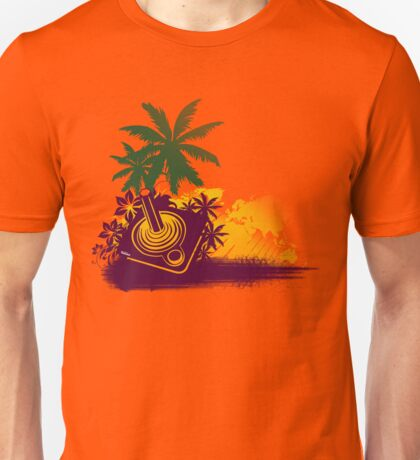 Summer Gaming Unisex T-Shirt