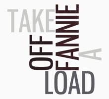 Take a load off Fannie by Delfia22