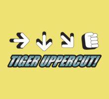 Tiger Uppercut Kids Tee