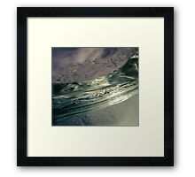 From above and below Framed Print