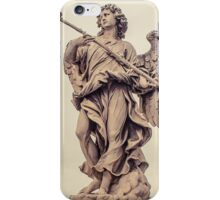 Bridge of Angels, Rome - Italy iPhone Case/Skin