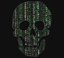Digital Skull by neonblade