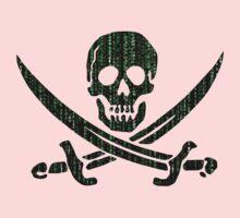 Digital Pirate Kids Clothes
