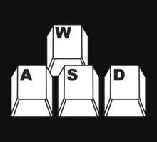 WASD One Piece - Short Sleeve