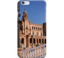Square Spain - Seville, Spain iPhone Case/Skin