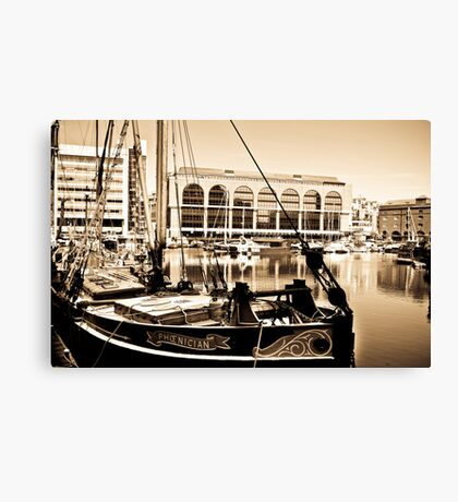 The Phoenician Canvas Print