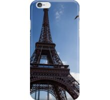Seagull and Eiffel iPhone Case/Skin