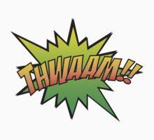 THWAAM!! One Piece - Short Sleeve