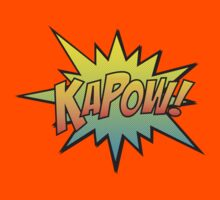 KAPOW! Kids Clothes