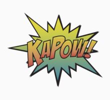 KAPOW! Kids Tee