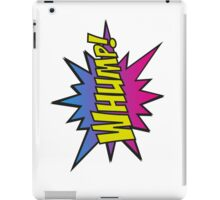WHUMP! iPad Case/Skin