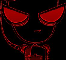 Evil Red Gir by GWiZ98
