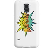 KAPOW! Samsung Galaxy Case/Skin