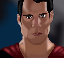 Man of steel by JillySB