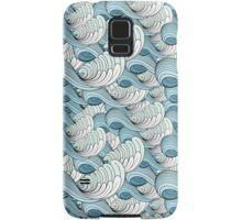 sea waves Samsung Galaxy Case/Skin