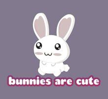 Bunnies are cute! by rabbitbunnies