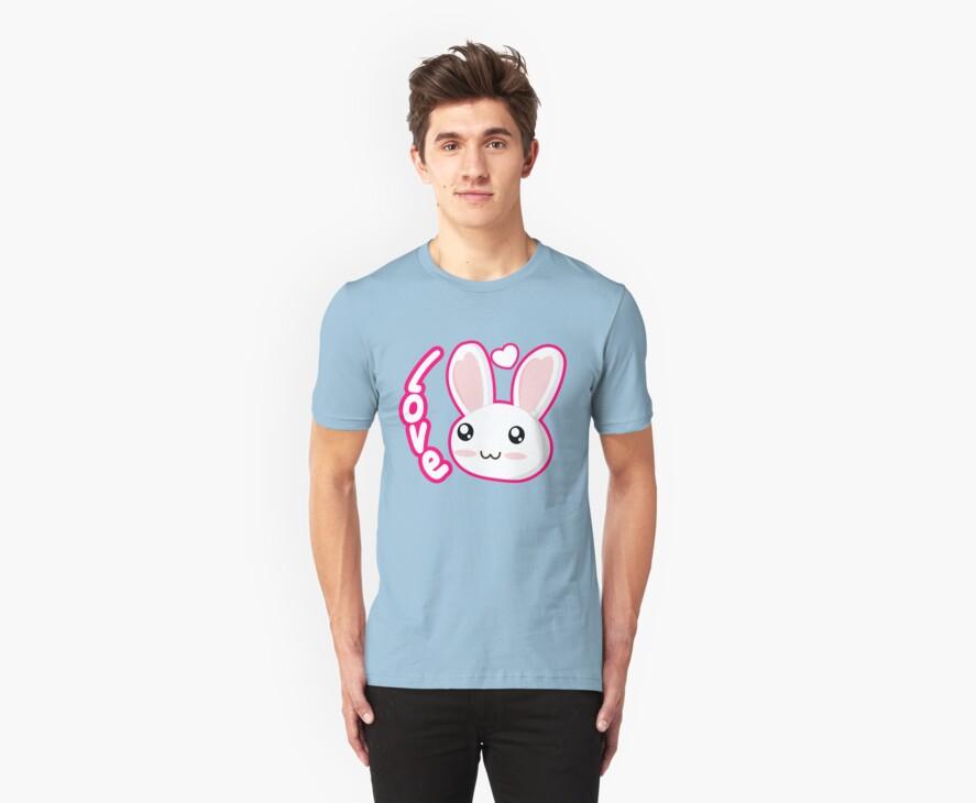 Bunny Love by rabbitbunnies