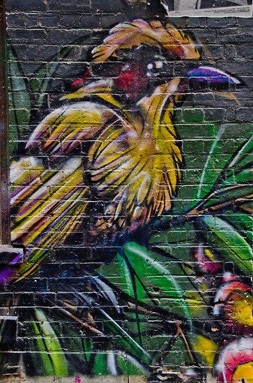Urban Melbourne III by Adam Le Good