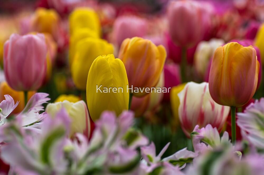 Very Busy by Karen Havenaar