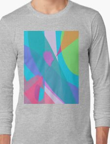 Communication in the Sky Long Sleeve T-Shirt