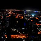 View from the JW Marriott Marquis Dubai Hotel by Graham Taylor