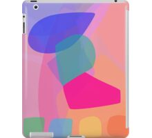 Four Buttons iPad Case/Skin