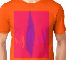 Purple Flame Unisex T-Shirt