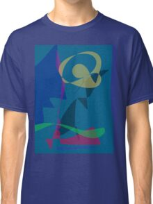 Mountain and the Deep Sea Classic T-Shirt
