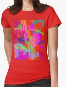 Waterfall Basin Womens Fitted T-Shirt