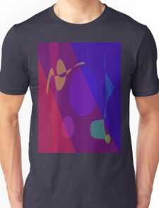 Family in the Evening Unisex T-Shirt