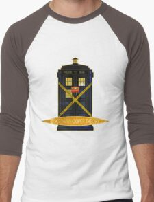 DOCTOR WHOOPER THEORY VINTAGE  Men's Baseball ¾ T-Shirt